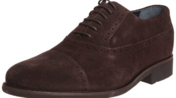 Your Guide To Men's Brown Suede Shoes