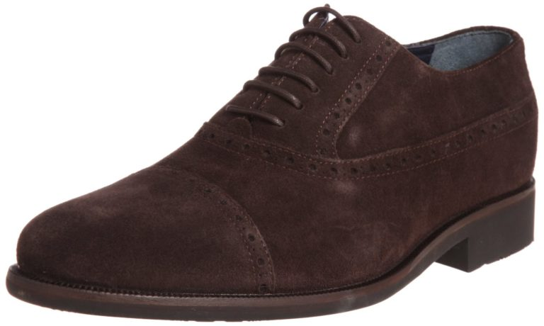Your Guide To Men's Brown Suede Shoes | The Men's Fashion Guide
