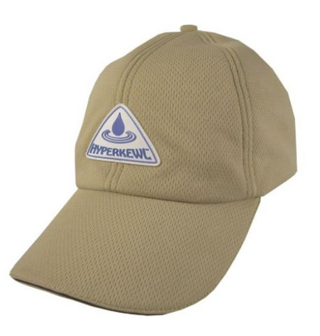 hyperkewl cooling apparel that s one cool cap the