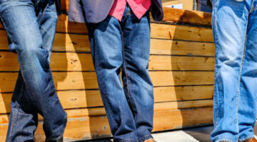 Mens Jeans: 5 Tips To Help You Find The Denim Jeans You'll Look Best In