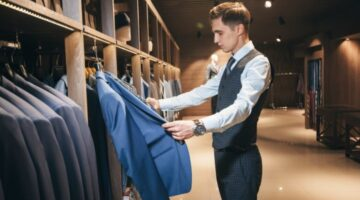 Mens Suit Size: How To Determine What Size Suit You Wear