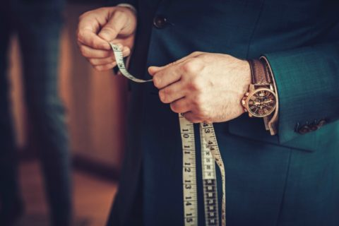 The best mens suit fitting guide, according to a lifelong image consultant and mens fashion expert.