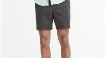 Abercrombie and Fitch 'mid-length' mens shorts