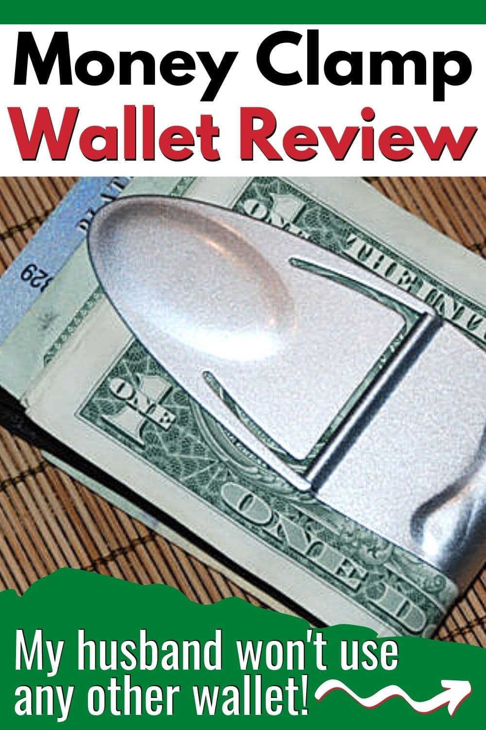 Money Clamp: The Best Front Pocket Wallet For Guys