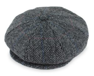 flat caps for men - newsboy hat - mens flat caps