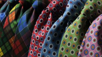 Father's Day Ties: How To Choose A Silk Tie For Dad Based On His Personality And Character