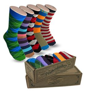 socks are great mens fashion gifts