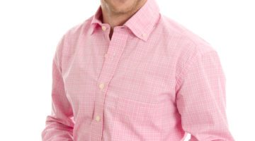 Real Men Wear Pink: See Which Color Suits, Ties, Belts & Trousers Look Best With A Men's Pink Shirt