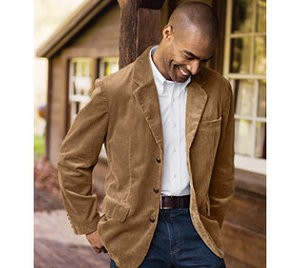 Men's Corduroy Blazer - It's The Ultimate Fall Casual Jacket | The ...