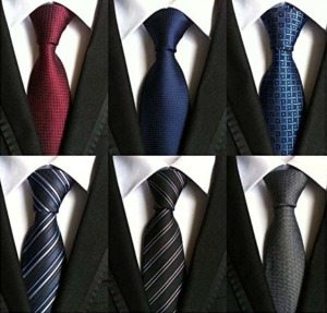 Every guy could use another tie... a NICE tie, that is!