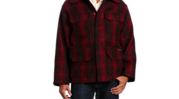 The Tailgating Jacket: A Great Winter Jacket For Men