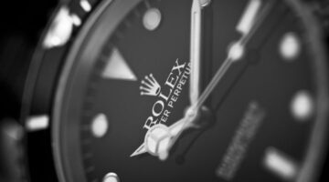 Men's Accessories: The Vintage Rolex Watch