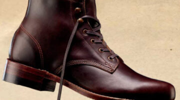 Fall Boot: The Wolverine 1000 Mile Boot Collection For Men