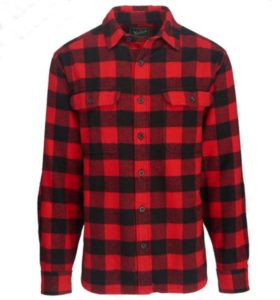 Woolrich mens flannel shirts - available in many colors